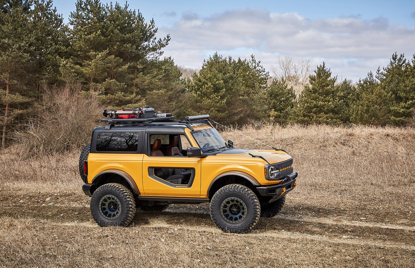 Is A Ford Bronco Hybrid Coming? UPDATE - Motor Illustrated