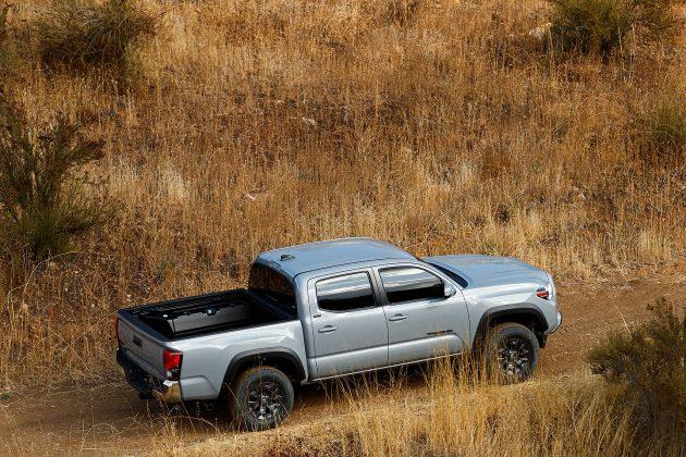 2021 Toyota Trail Lineup