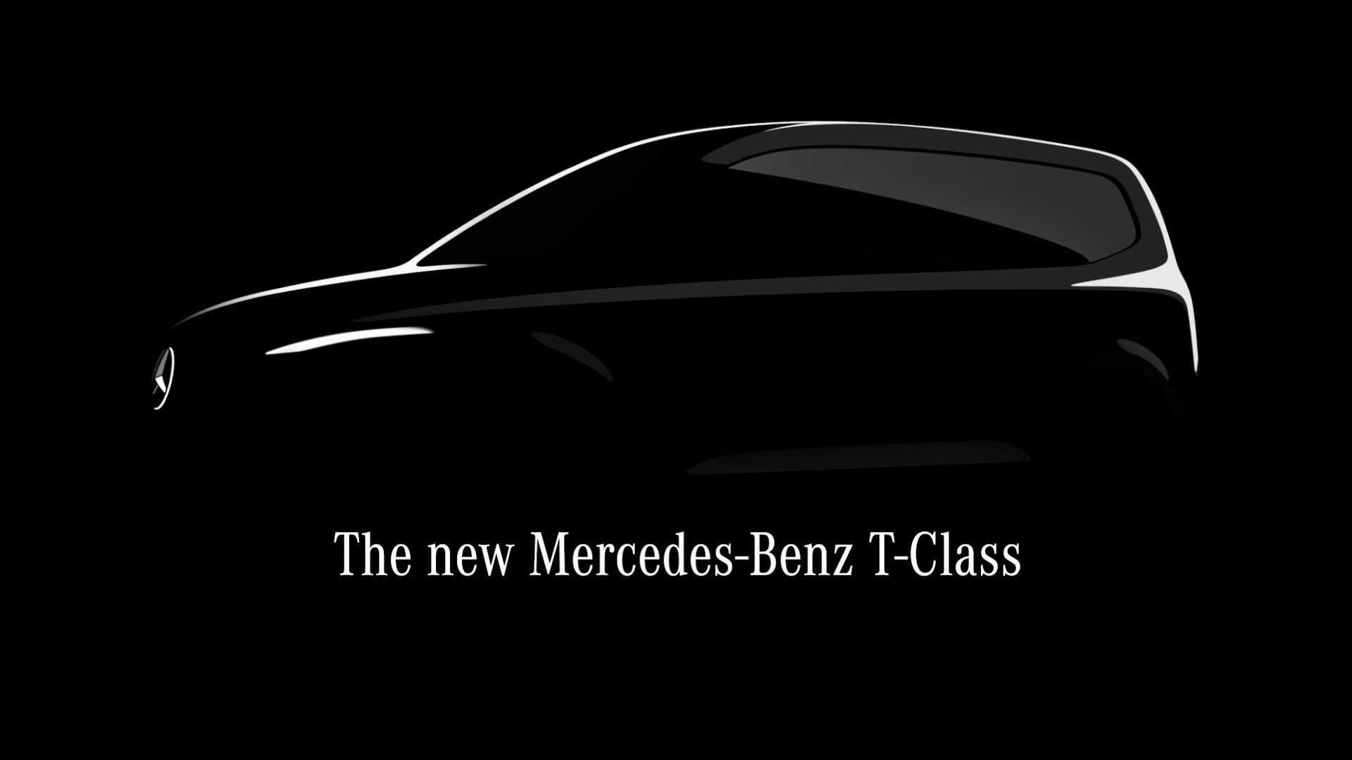 2022 Mercedes-Benz T-Class