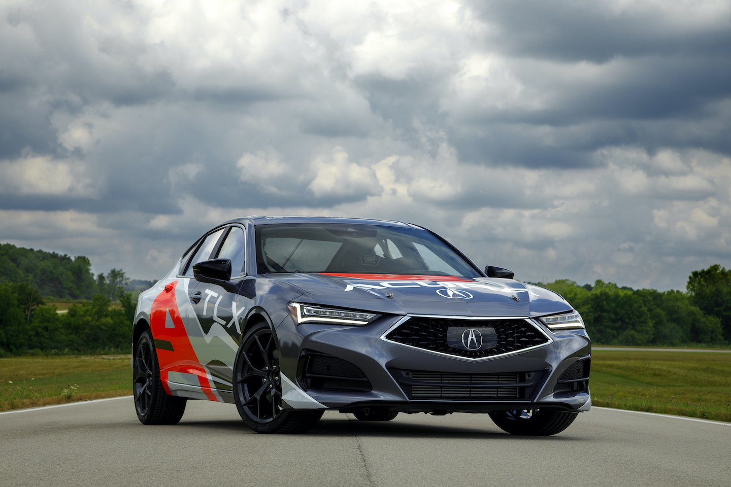 2021 acura tlx type s coming to pikes peak with new turbo