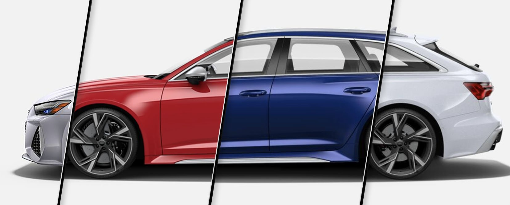 Audi RS 6 Avant Colors and Trims