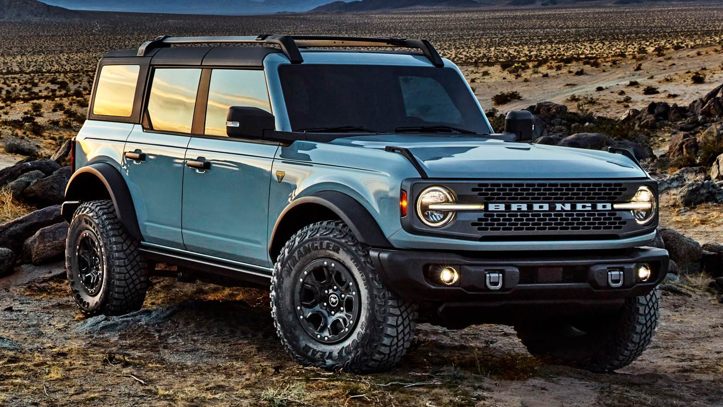 Info Leak Says Ford's Topped 230k Bronco Reservations in ...