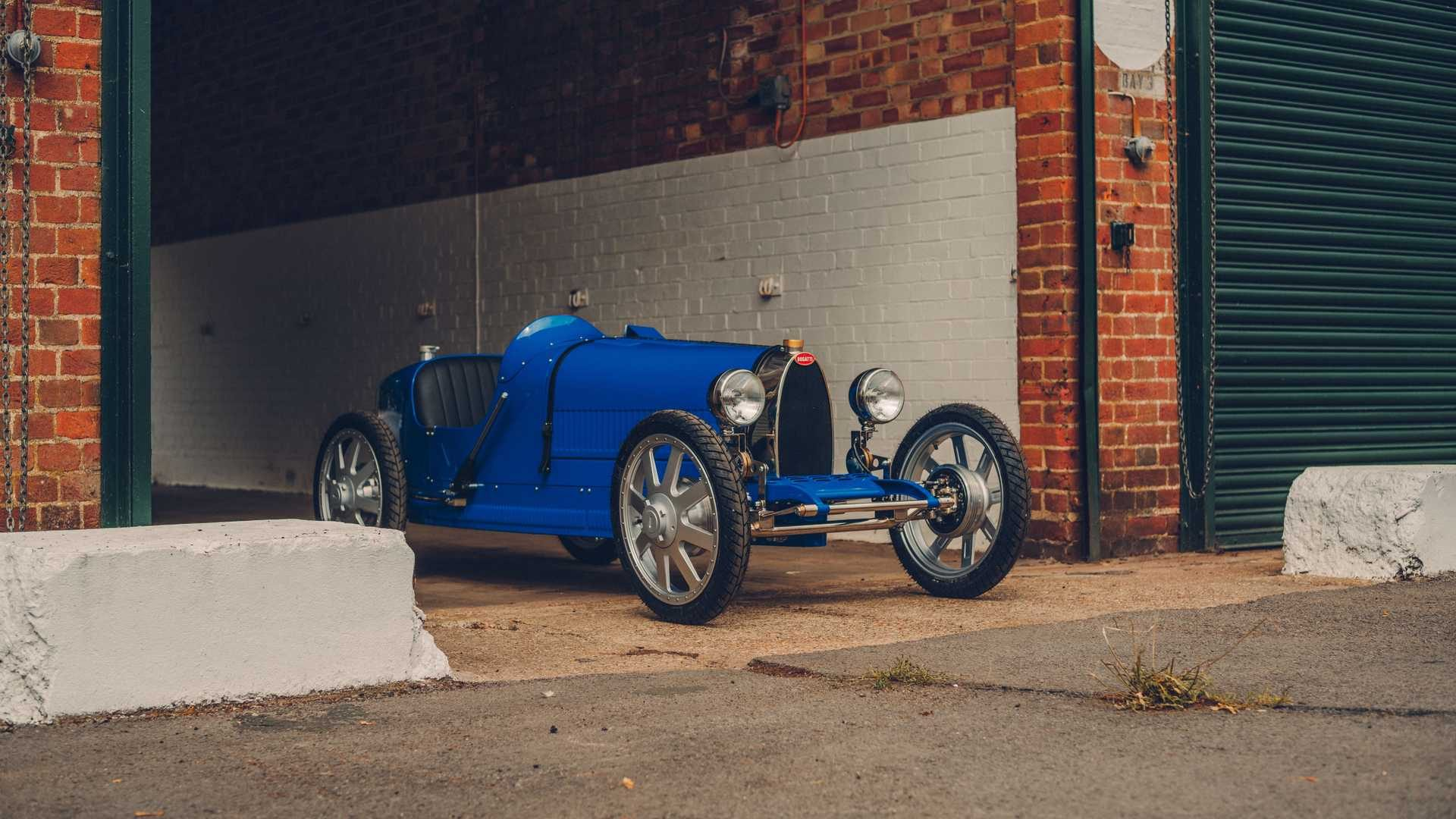 Bugatti Baby II EV