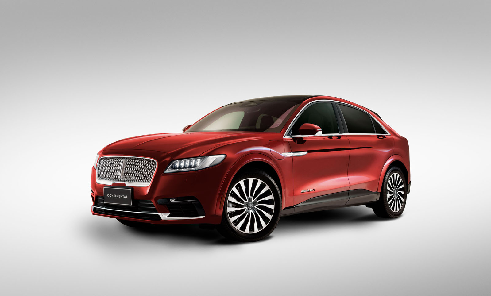 Electric Lincoln Rendering Is A More Luxurious Mustang Mach E Motor Illustrated