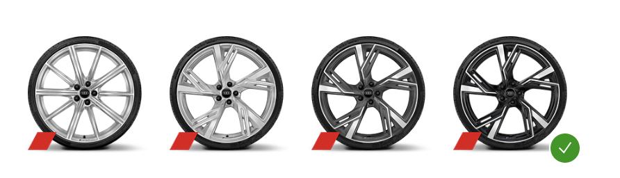 2021 Audi RS 6 Avant Wheels US