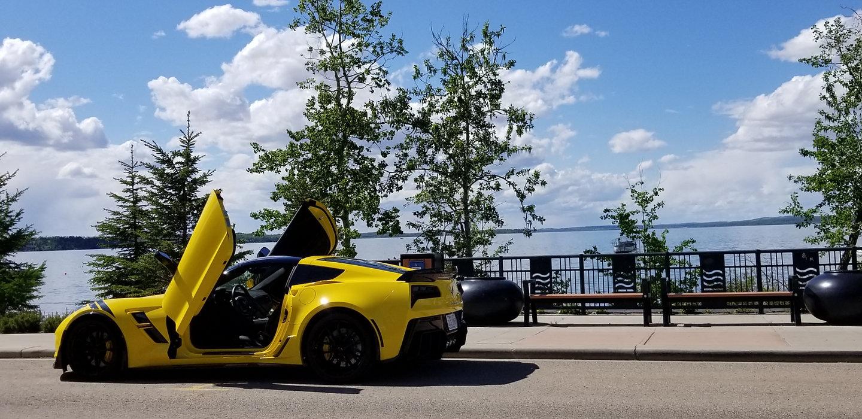 Mike Schickerowski's Chevrolet Corvette Grand Sport