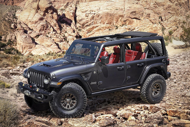 Jeep Wrangler 392 Concept