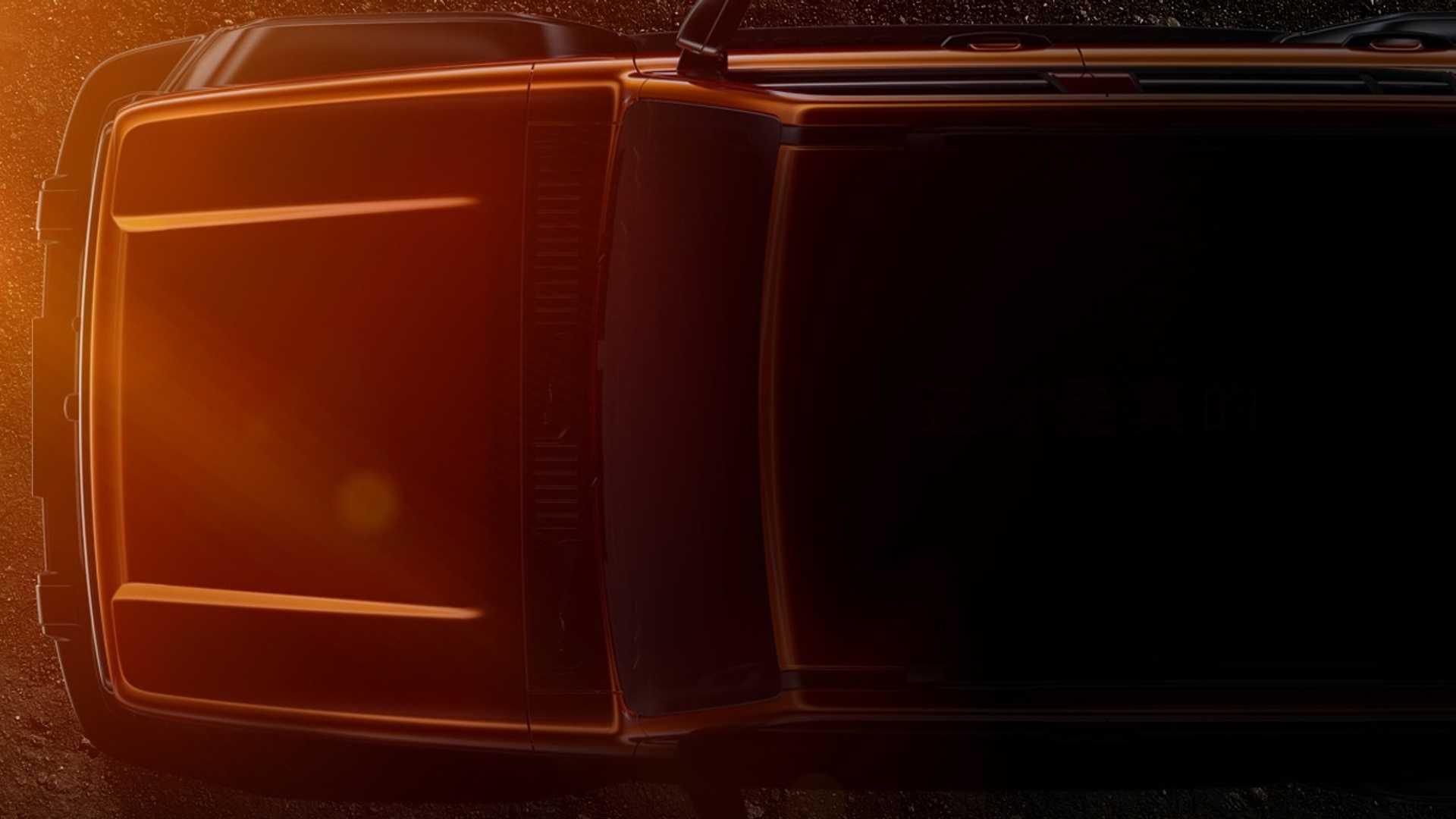 Wey SUV teaser