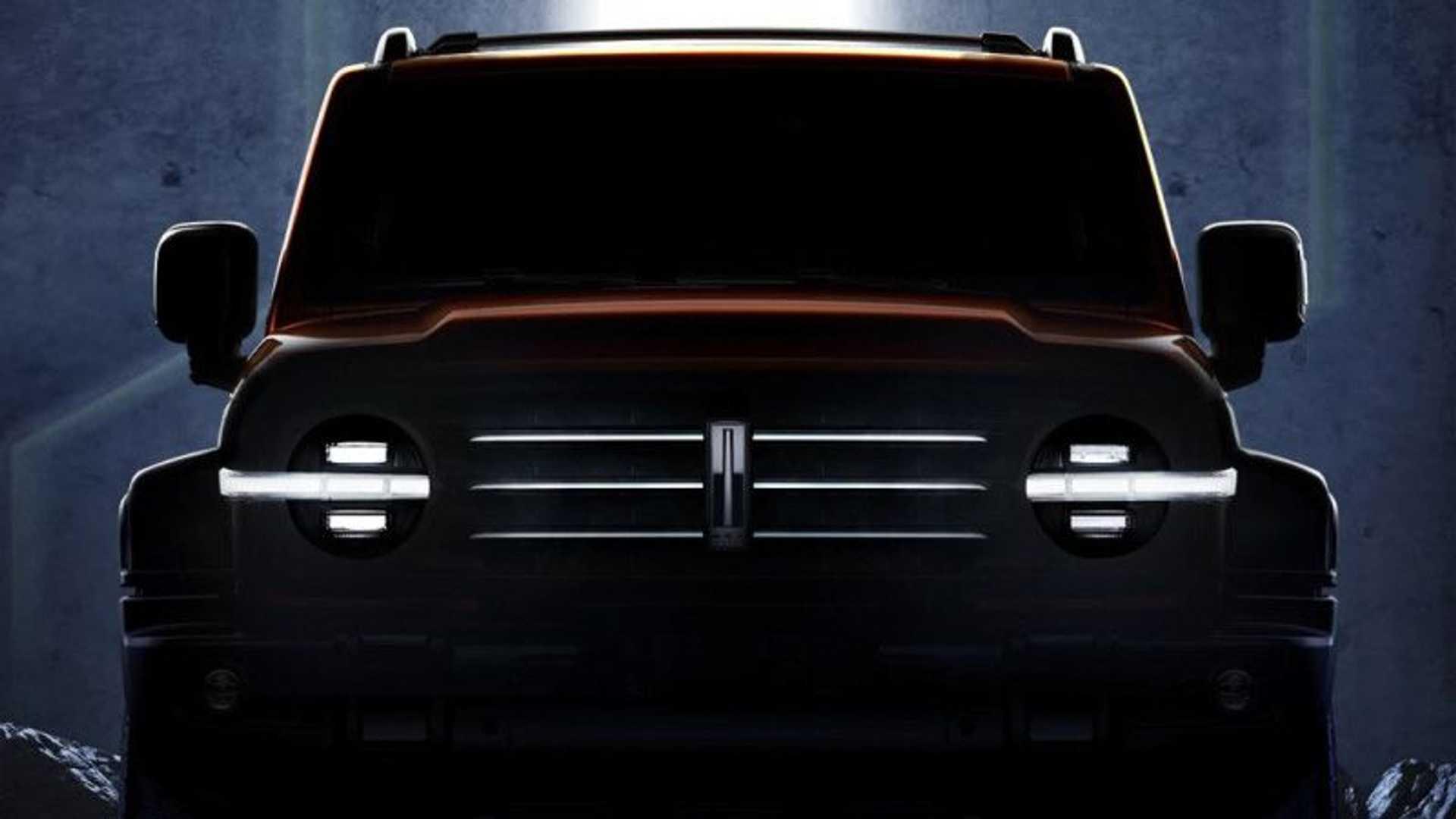 Wey SUV Ford Bronco