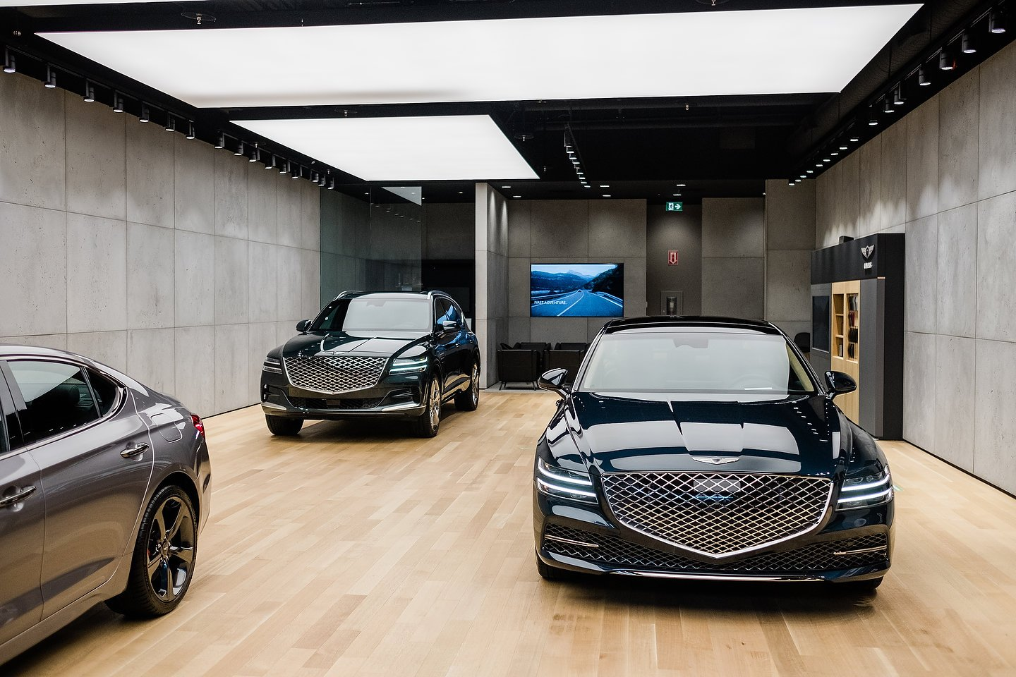 The 2021 Genesis G80 And Gv80 The Genesis Core Motor Illustrated