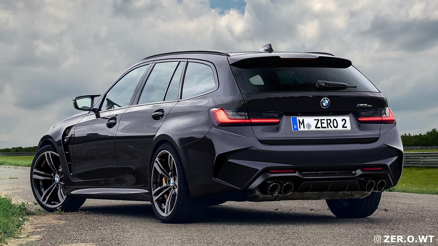 Bmw M3 Wagon Coming Report Motor Illustrated
