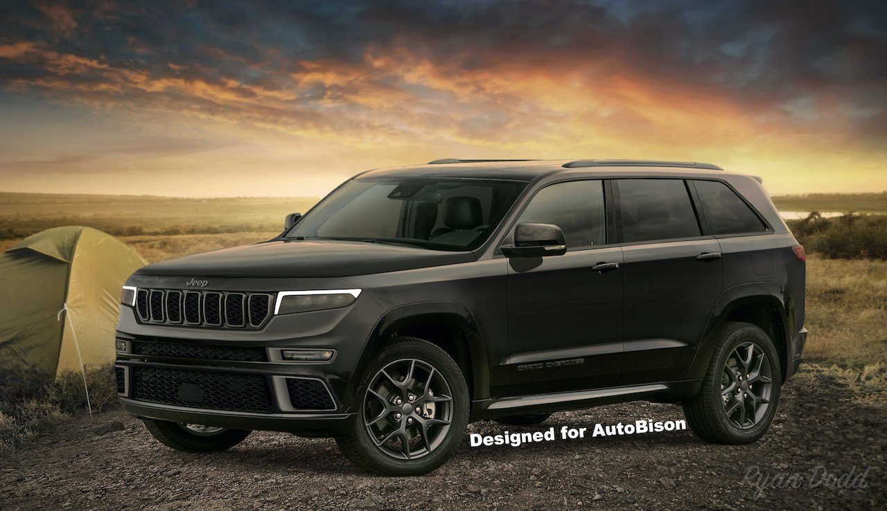 New Jeep Grand Cherokee Will Be Beefier And More Luxurious - Motor