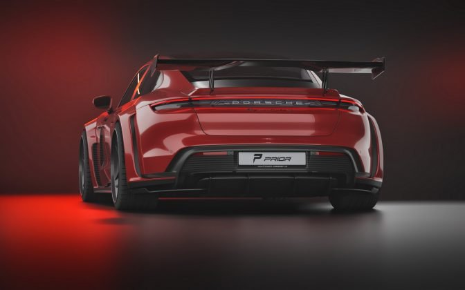 Prior Design Porsche Taycan Turbo S