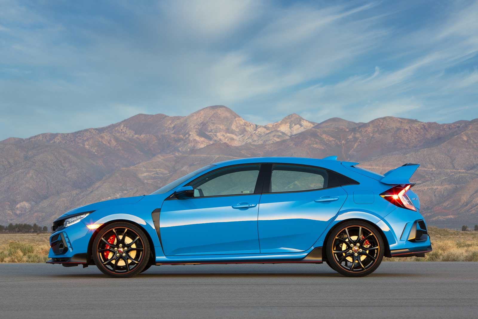 2021 Honda Civic Type R Limited Edition USA Pricing ...