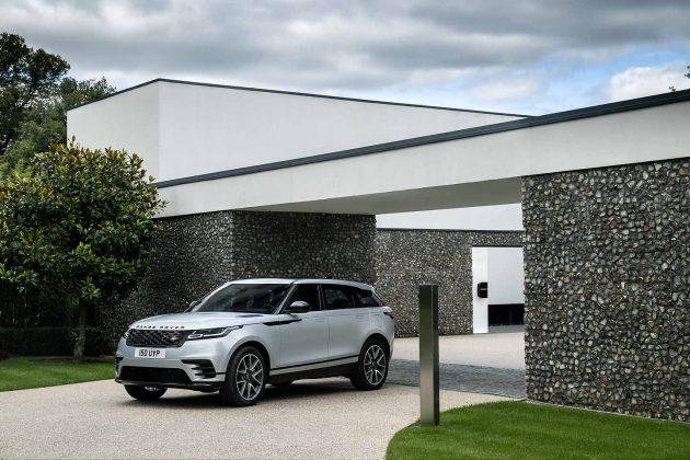 2021 Range Rover PHEV