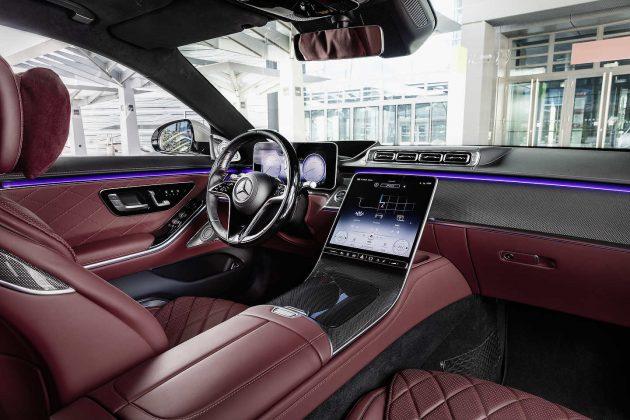 All-New 2022 Mercedes-Benz S-Class