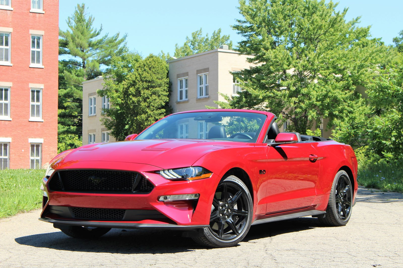 Should You Buy A 2020 Ford Mustang Motor Illustrated
