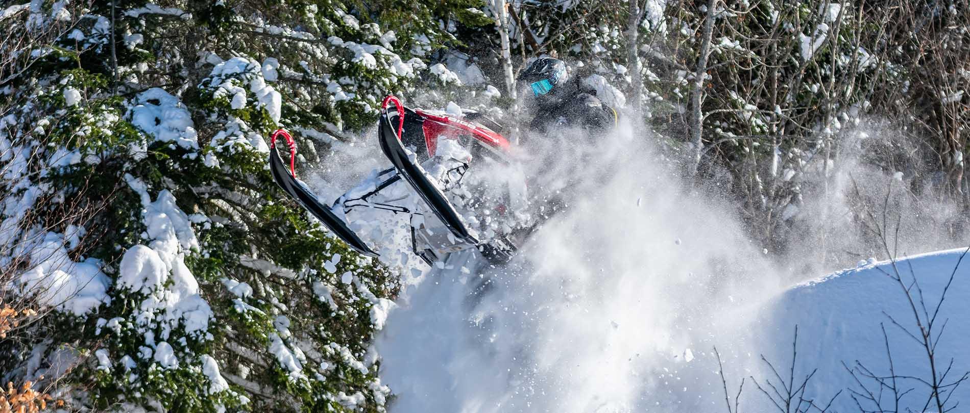 Taiga electric snowmobile | Photo: Taiga