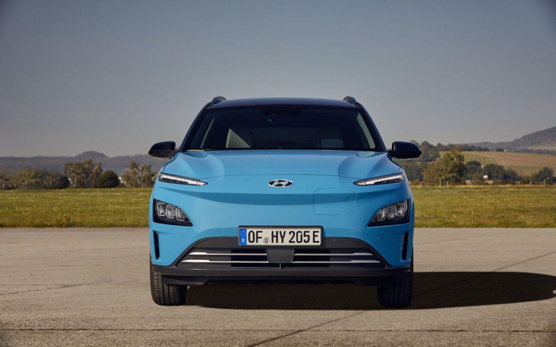 Facelifted 4 Hyundai Kona EV Revealed - Motor Illustrated