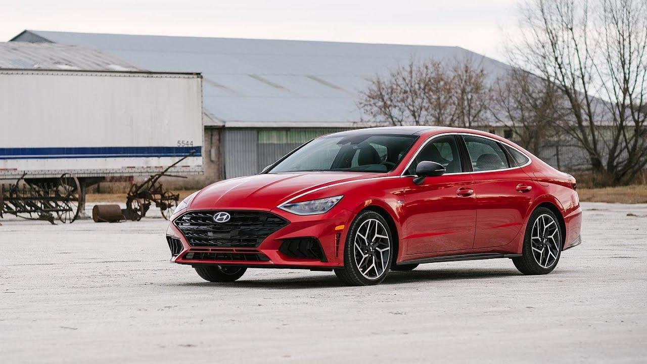 2021 Hyundai Sonata N Line First Drive Review: The New ...