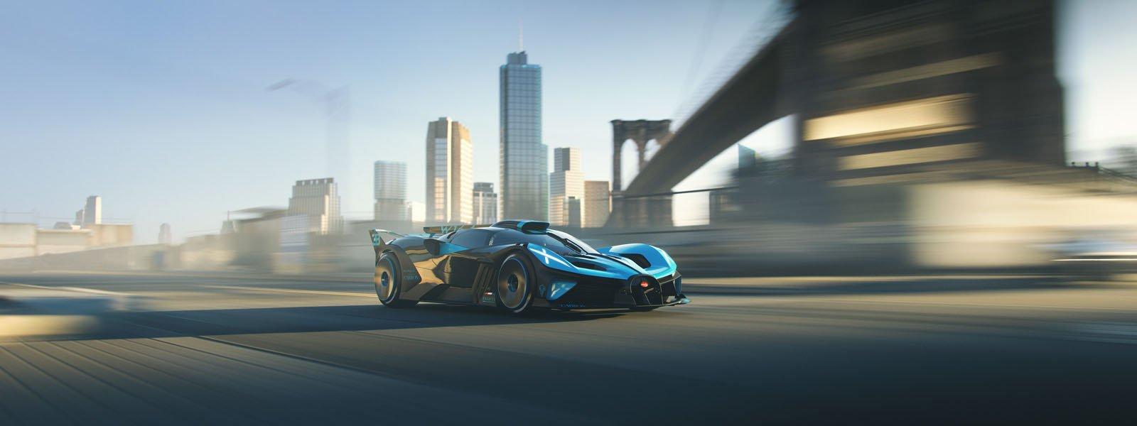 Bugatti Virtual Tour