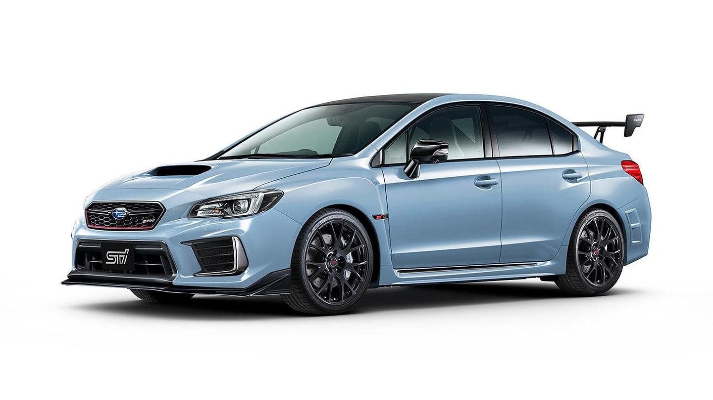 Subaru S208 WRX STI Limited Edition