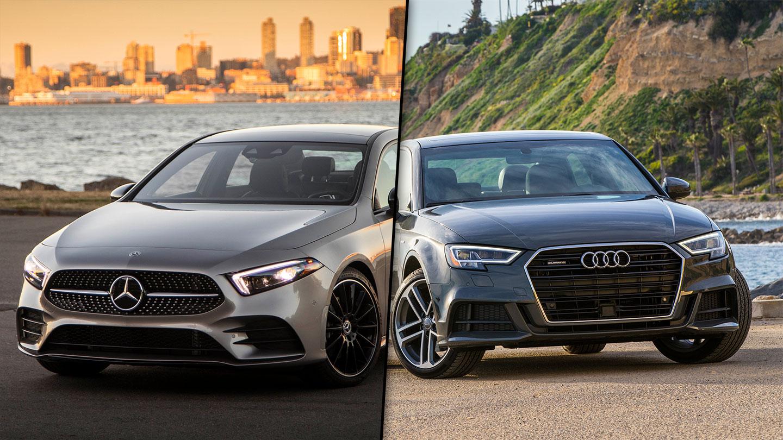 Kekurangan Audi Mercedes Perbandingan Harga