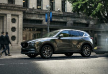 2019 Mazda CX-5 Signature Diesel Engine
