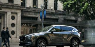2019 Mazda CX-5 Signature Diesel Engine