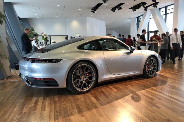2020 Porsche 911 992 deep dive