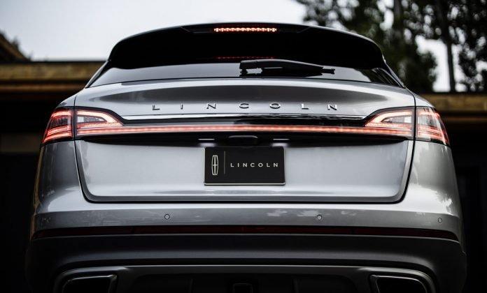 2021 Lincoln Nautilus | Photo: Lincoln