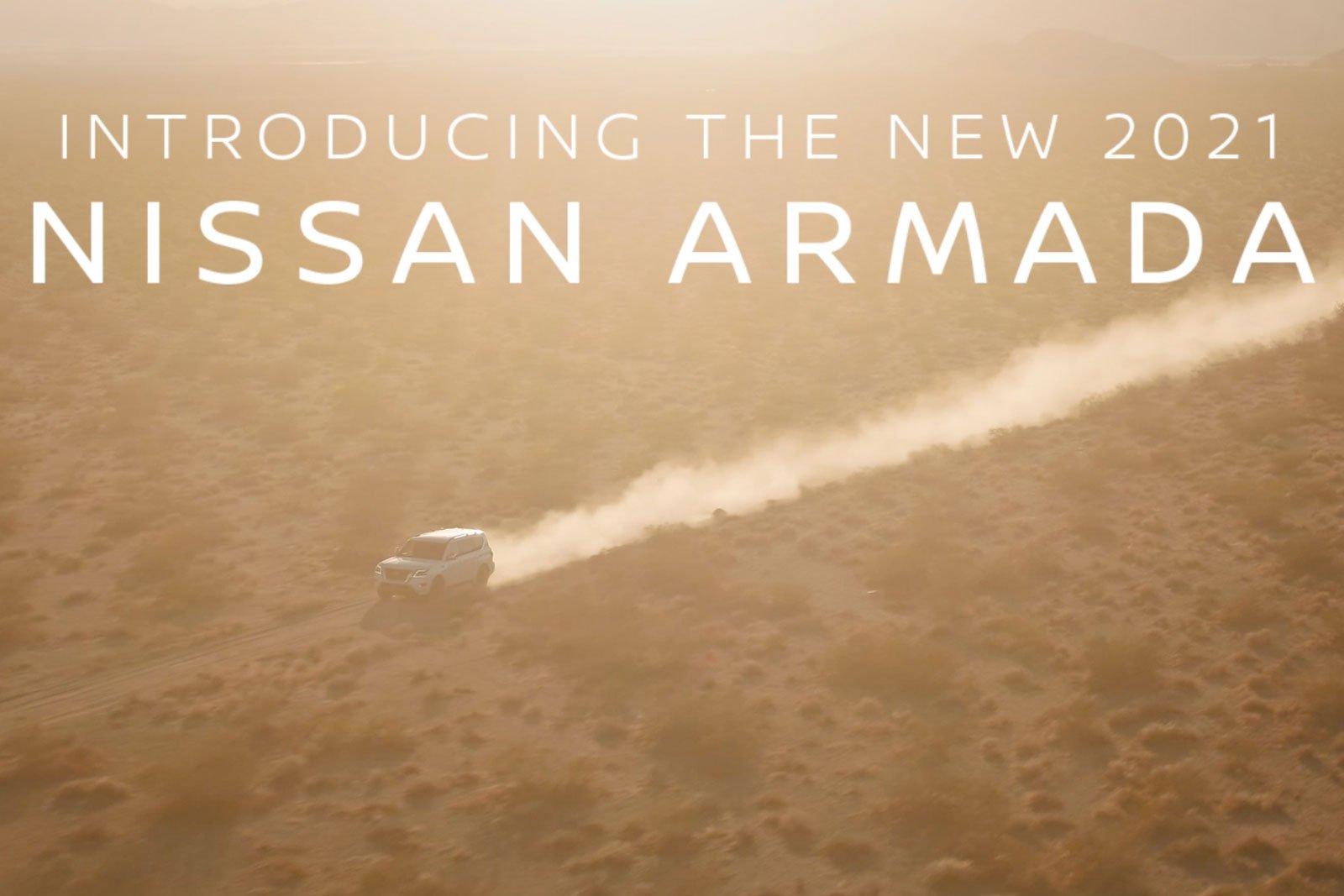 2021 Nissan Armada