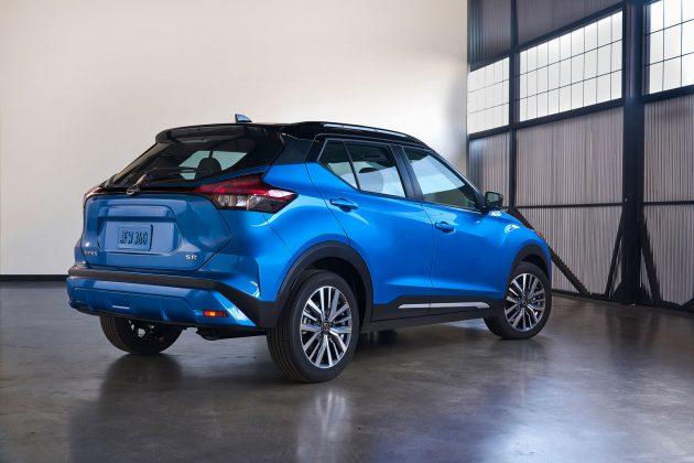 2021 Nissan Kicks | Photo: Nissan
