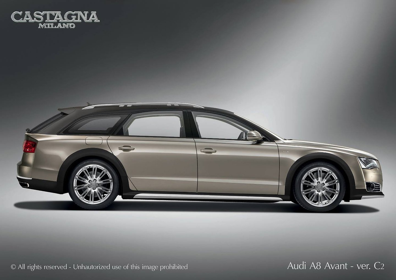 Castagna Milano Audi A8 Avant Allroad W12