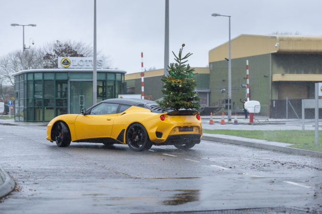 #DriftmasEvora Lotus GT410 Sport