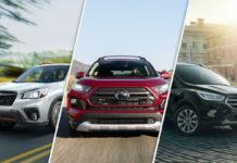 Top 15 2019 SUVs