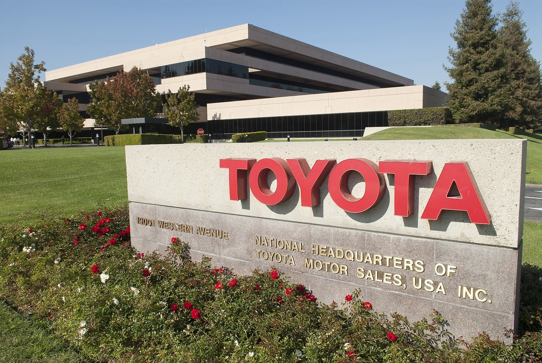Toyota Motor Sales Headquarters