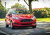 2014 Ford Fiesta 1.0-liter EcoBoost