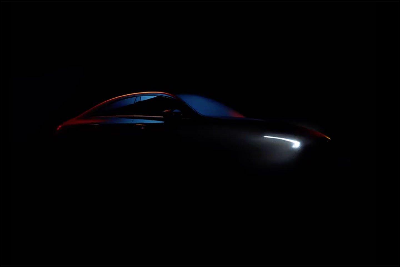 2020 Mercedes-Benz CLA Teaser CES