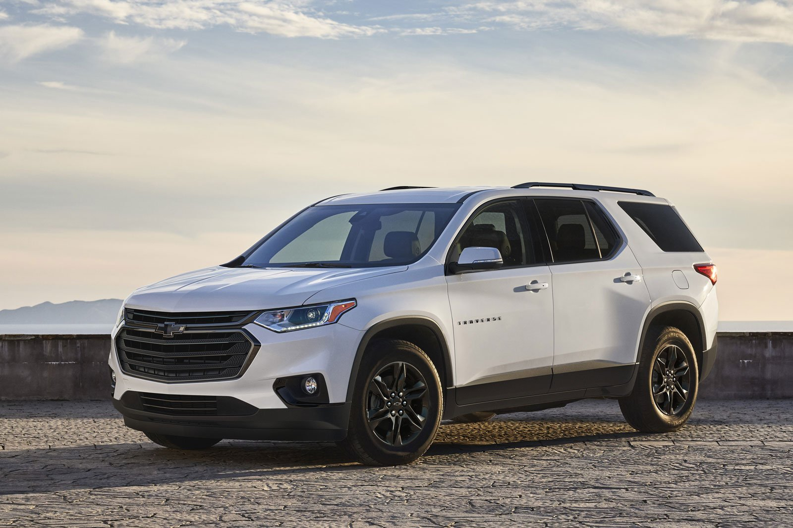 2021 Chevrolet Traverse At A Glance Motor Illustrated