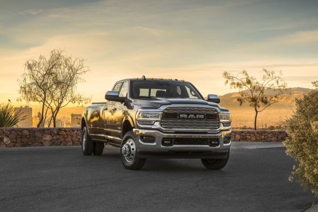 2019 Ram HD 2500 and 3500