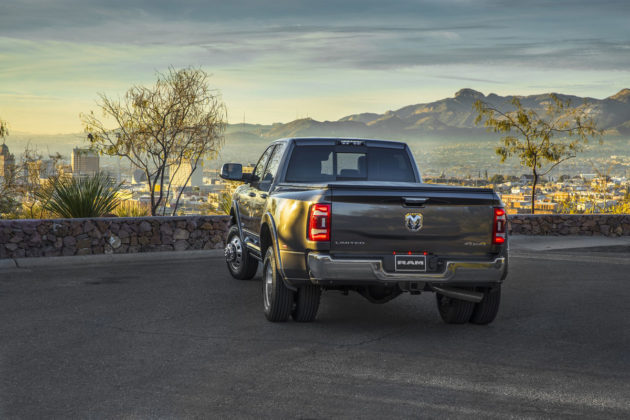 New 2019 Ram HD 3500 | Photo: Ram
