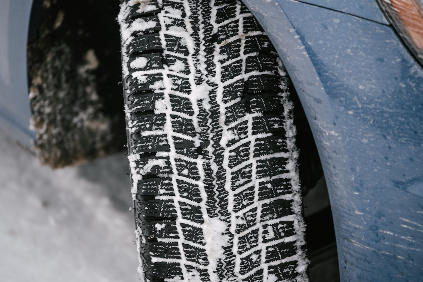 Nitto SN3 Winter Tires | Photo: Olivier Delorme