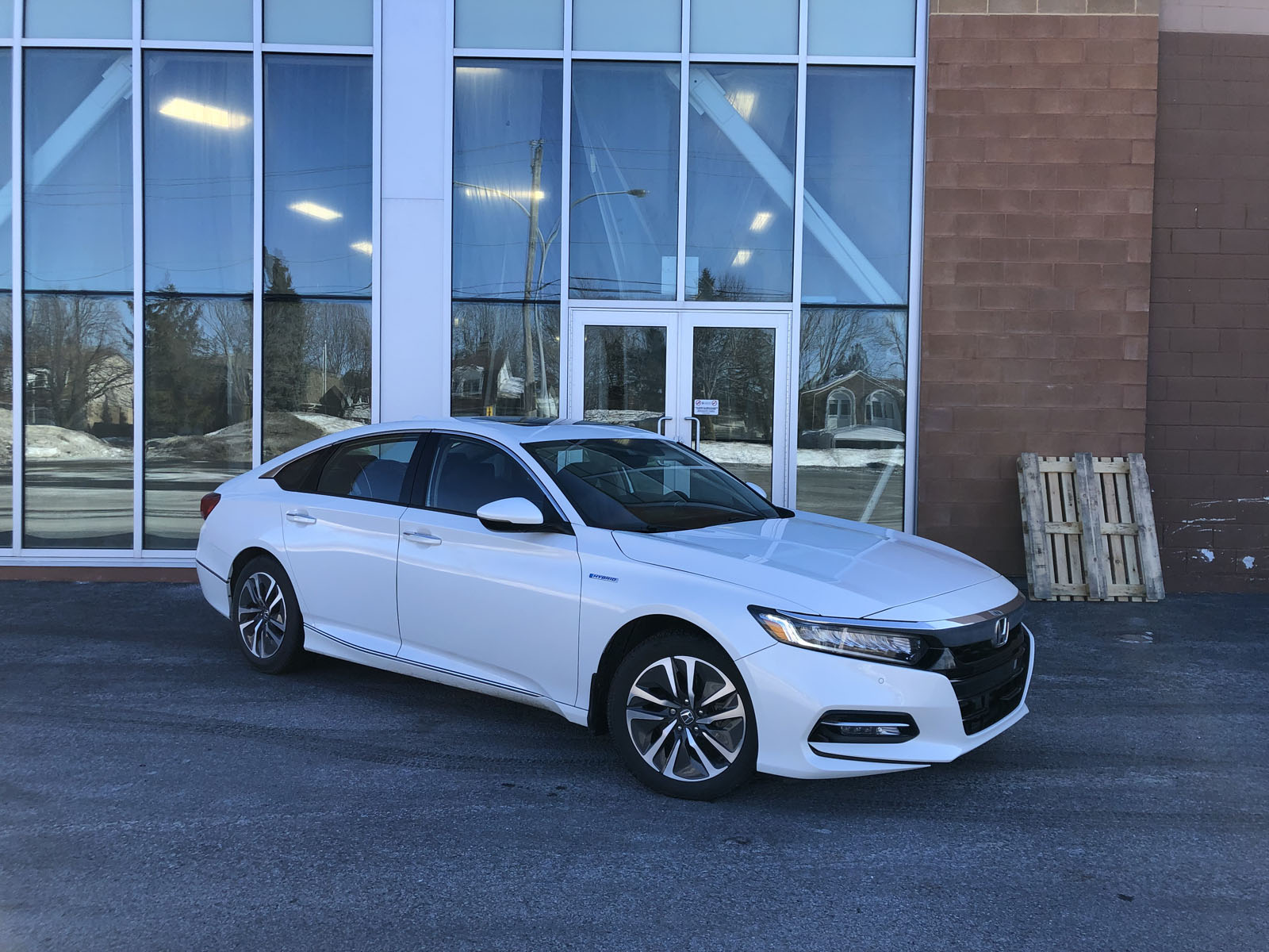 2019 Honda Accord Hybrid Review: This Is The Best Honda ...