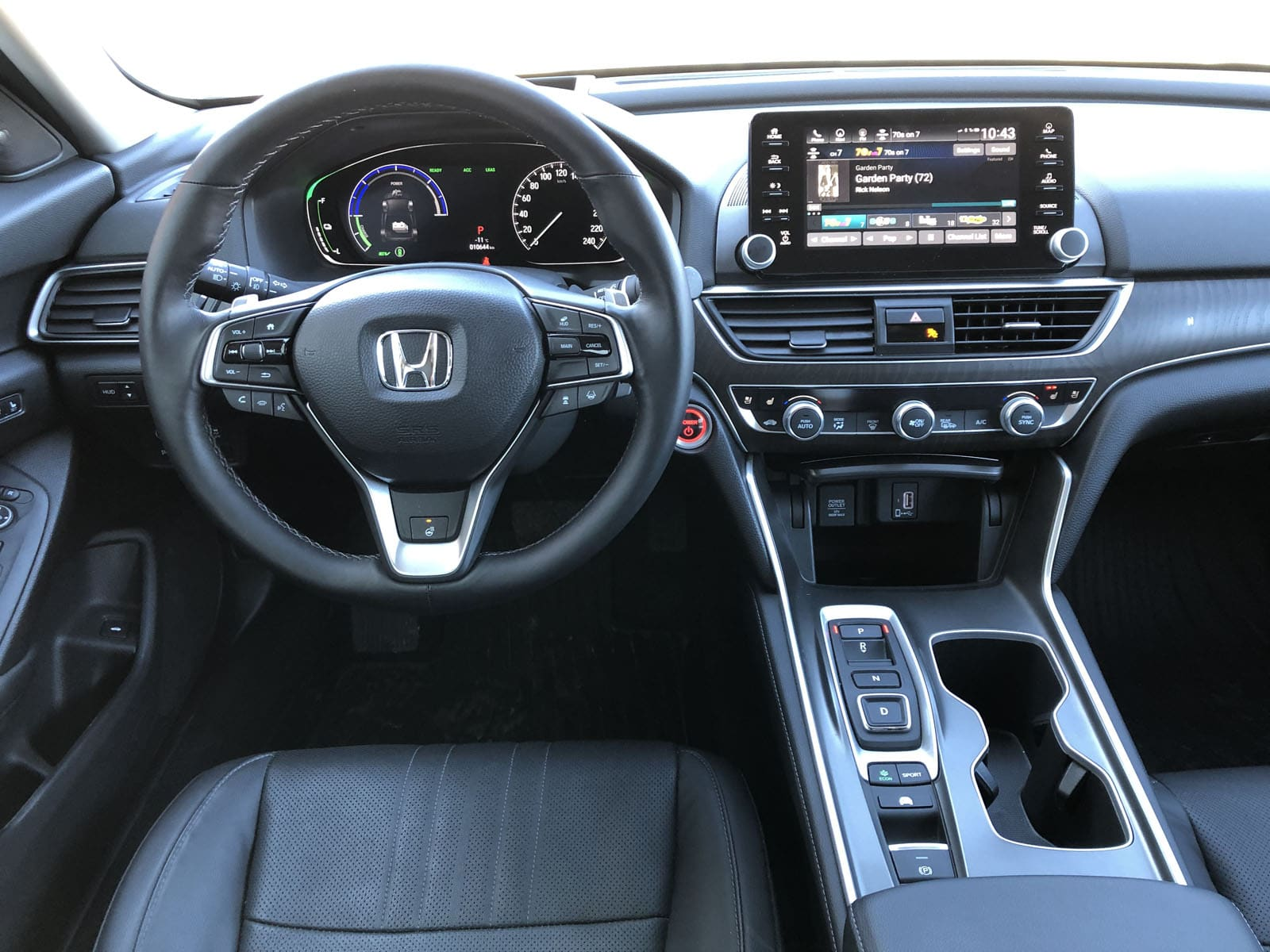 2019 Honda Accord Hybrid Review