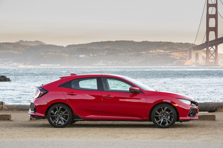 2019 Mazda3 vs 2019 Honda Civic Spec Comparison - Motor ...