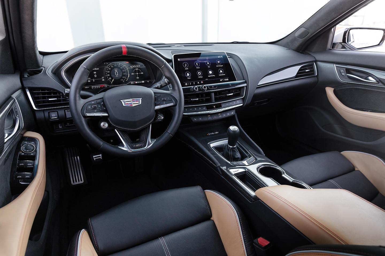2022 Cadillac V-Series Blackwing