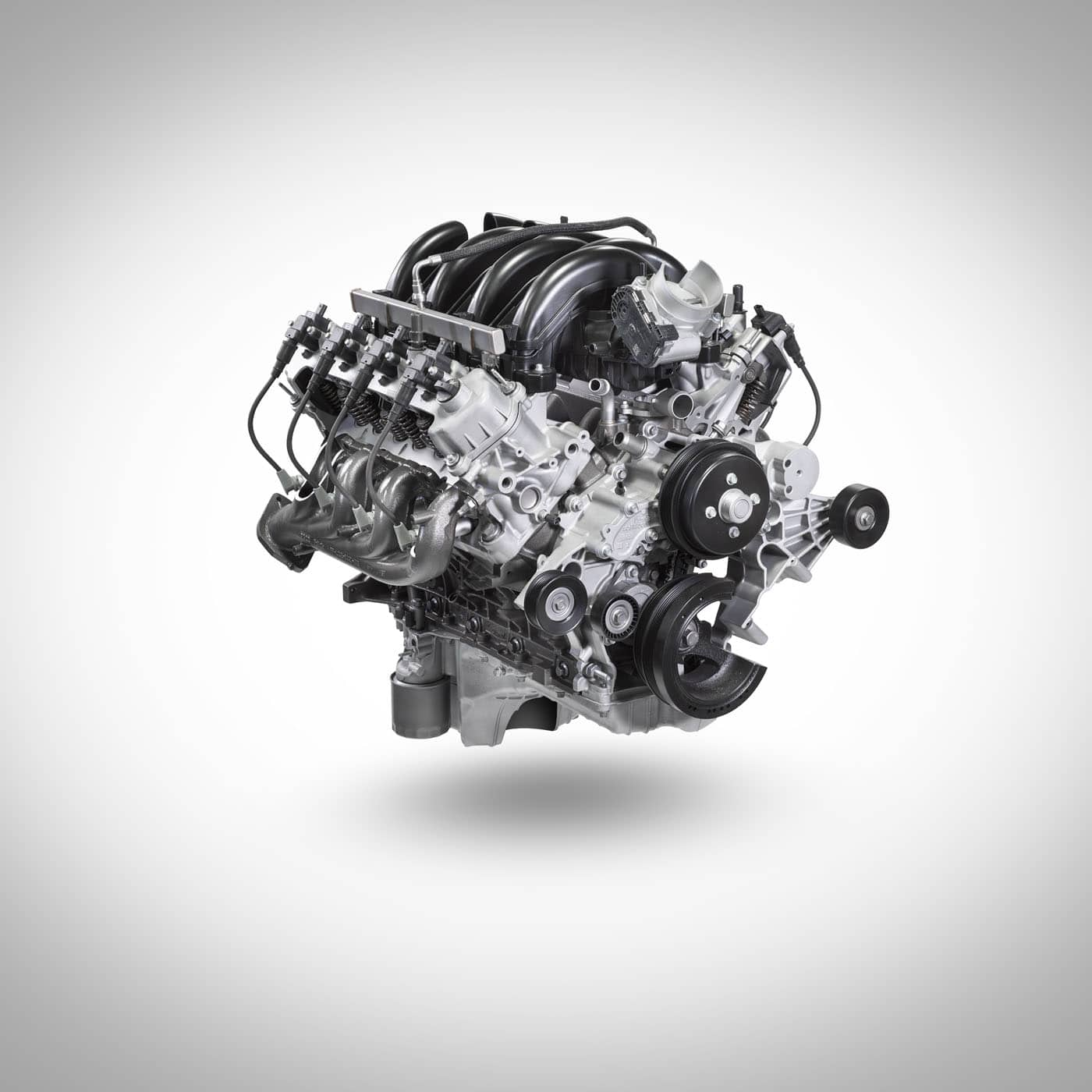Ford Super Duty 7.3L V8 Gas Engine
