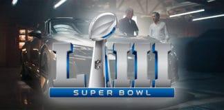 Audi e-tron GT Super Bowl ad