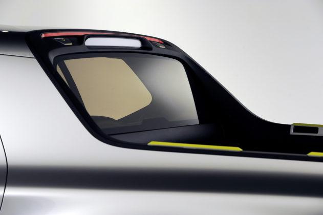 Hyundai Santa Cruz Crossover Truck Concept bed